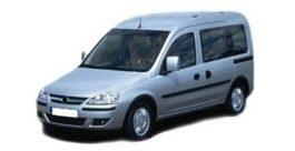 Combo C 2001 - 2011