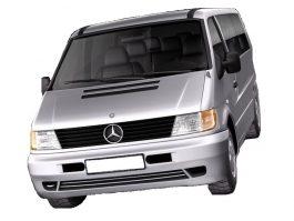 Vito (638) 1996 - 2003 / Klasa V (638/2) 1996 - 2003